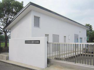 春日井市T様 外壁塗り替え屋根カバー工事 施工後 全景写真