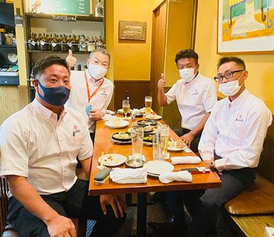(株)麻布社長ブログ 2020年9月22日