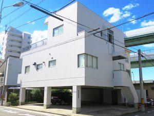 名古屋市T様 外壁屋根塗替工事 施工後 外観画像