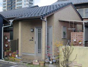 江南市N様 外壁塗装工事 施工前 外観画像