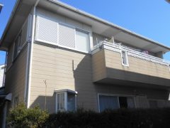 春日井市M様 外壁屋根塗り替え工事 施工前 全景画像