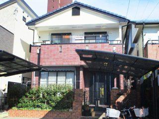 清須市Y様 外壁塗装工事 施工後 外観画像