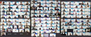 雨もり119加盟店全国大会2021 at ZOOMオンライン