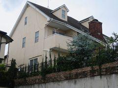 瀬戸市Y様 外壁屋根塗り替え工事 施工前 全景画像