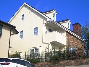 瀬戸市Y様 外壁屋根塗装工事 施工後 外観画像