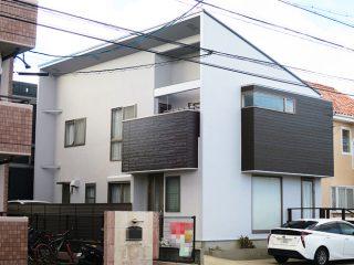 春日井市N様 外壁屋根塗装工事 施工後 外観画像