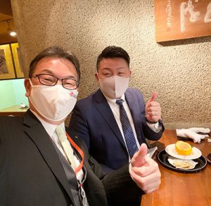 (株)麻布社長ブログ 2021年2月28日