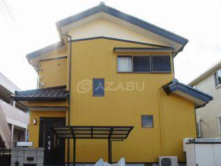 名古屋市F様 外壁塗装工事 施工後 外観画像