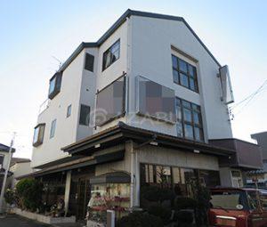 名古屋市I様 外壁屋根塗り替え工事 施工前 全景画像