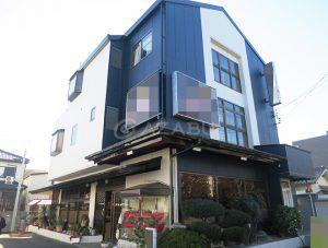 名古屋市I様 外壁屋根塗装工事 施工後 外観画像