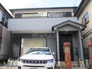 春日井市F様 外壁屋根塗装工事 施工後 外観画像