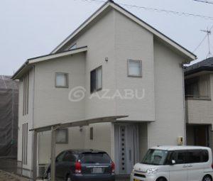 春日井市I様 外壁屋根塗り替え工事 施工前 全景画像