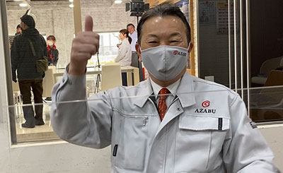 (株)麻布社長ブログ 2021年3月12日(1)