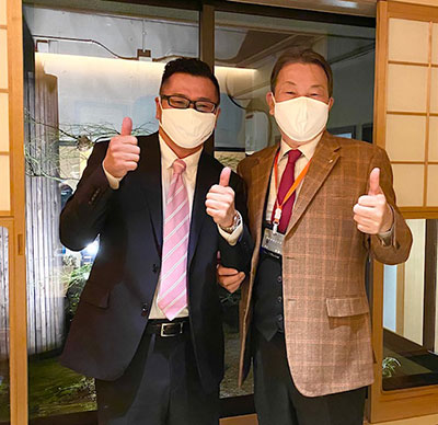 (株)麻布社長ブログ 2021年3月11日(1)