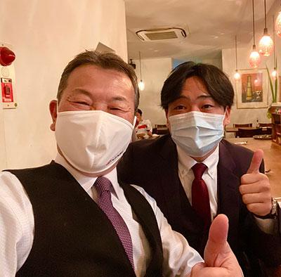 (株)麻布社長ブログ 2021年3月18日(1)