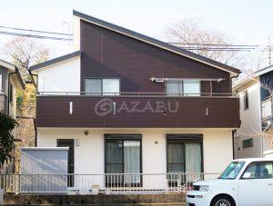 春日井市T様 外壁屋根塗装工事 施工後 外観画像