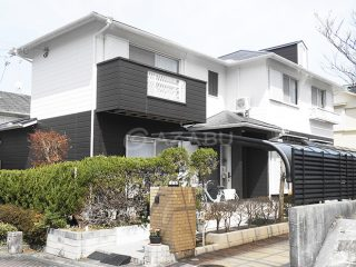 春日井市O様 外壁屋根塗装工事 施工後 外観画像