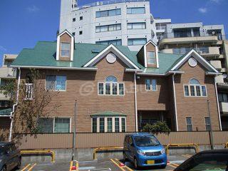 名古屋市K様 屋根塗装工事 施工後 外観画像