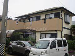 豊田市O様 外壁屋根塗り替え工事 施工前 全景画像