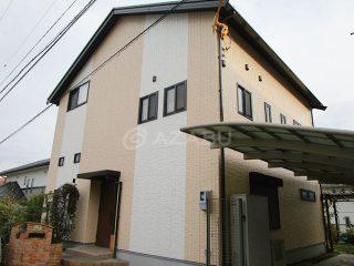 豊田市K様 外壁屋根塗装工事 施工後 外観画像
