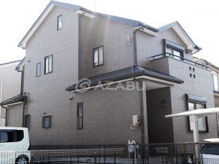 春日井市T様邸 外壁屋根塗り替え工事 施工後 全景画像