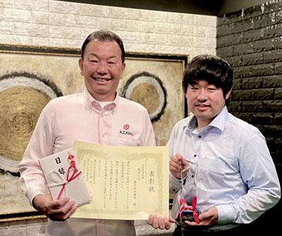 (株)麻布社長ブログ 2021年7月10日(2)