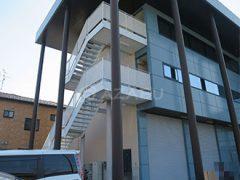 春日井市M様ビル 外壁塗り替え工事 施工前 全景画像