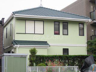 春日井市K様 外壁屋根塗装工事 施工後 外観画像